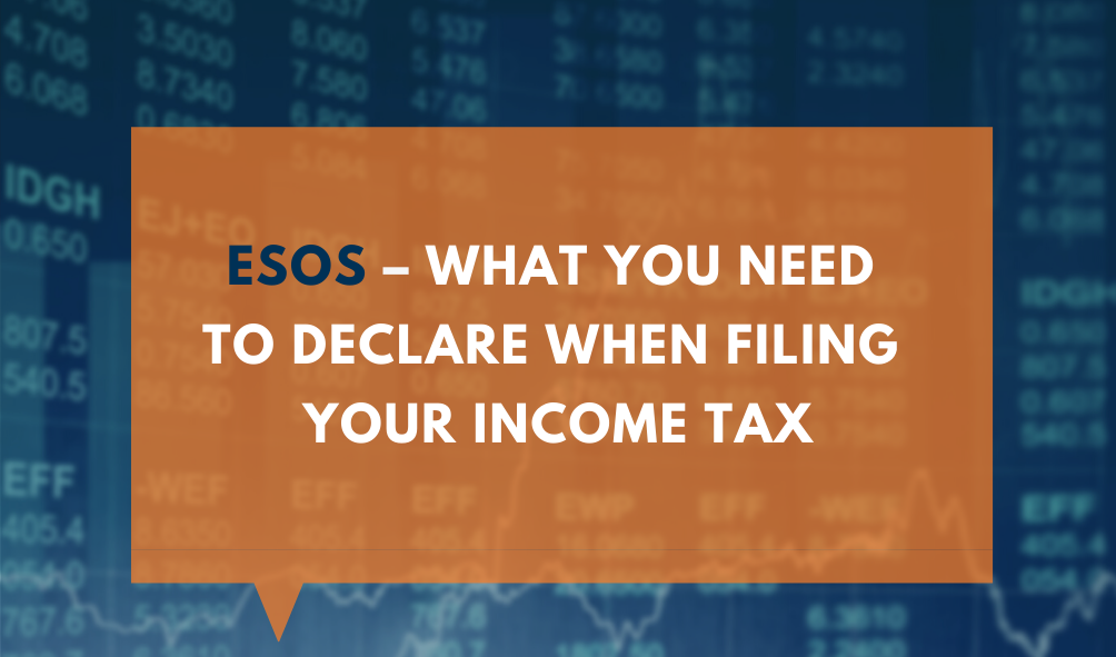 Employee Share Option Scheme (ESOS), Income tax Malaysia